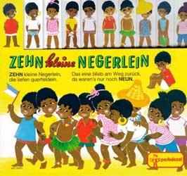 Zehn kleine neggerlein song text
